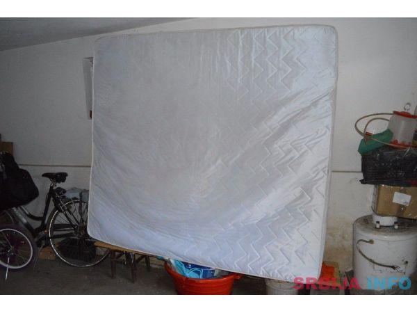 Dušek za bračni ležaj 200x180 cm