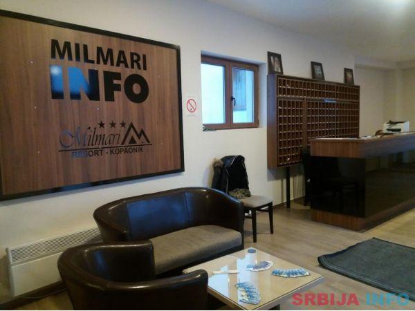 Milmari Resort Premier 15 Kopaonik