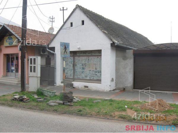 Prodajem kucu u Beocinu
