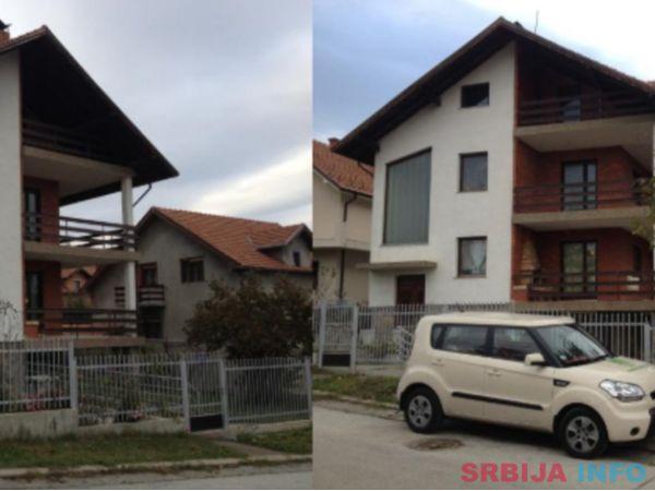 Porodicna kuca Velika Plana Djurakovac-POVOLJNO