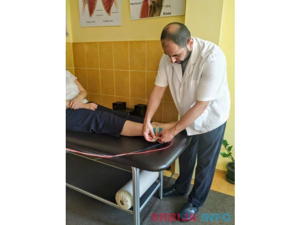 Fizikalna terapija, Kineziterapija, Masaže