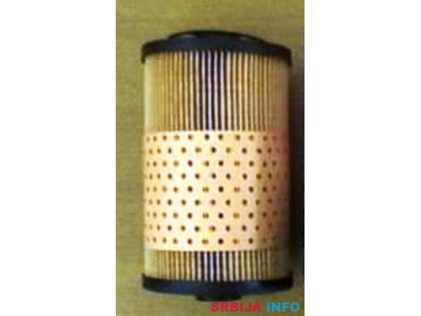 Filteri za gorivo i ulje