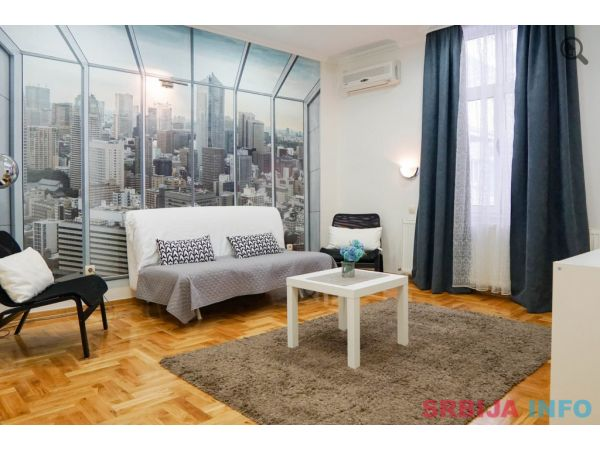 Dvosoban Apartman Lovac 38 Beograd Vracar