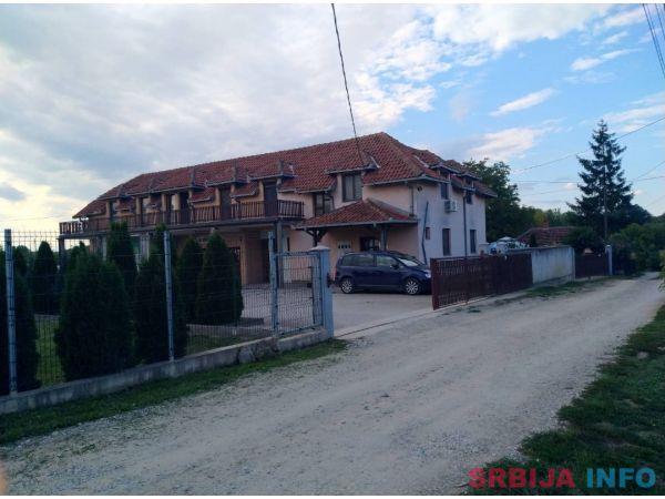 Poslovno-stambeni objekat Valjevo