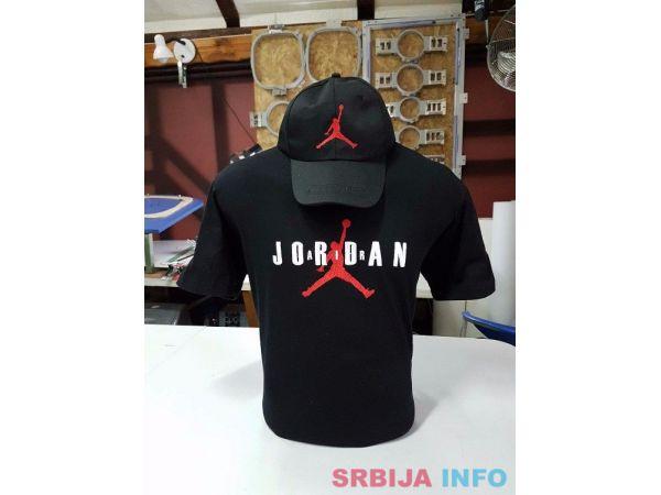 Nove Jordan majice i kacketi - VEZ