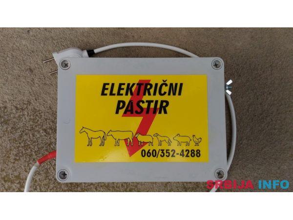 Elektricni pastiri-cobanice