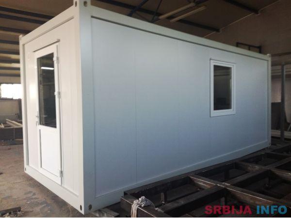 Skladišni kontejneri Argus Inženjering