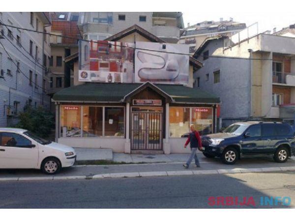 Suncana Padina-Zarkovo, poslovno-stambeni prostor