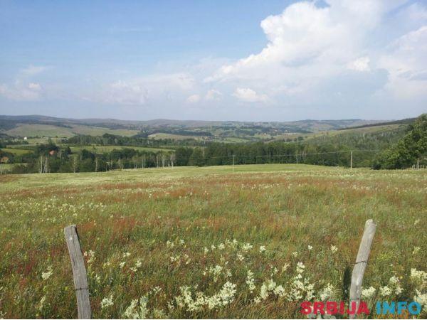 Prodajem zemljiste u podnozju Divcibara