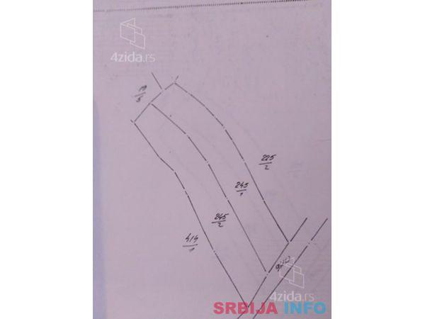 Plac na prodaju Vozdovac-Ripanj