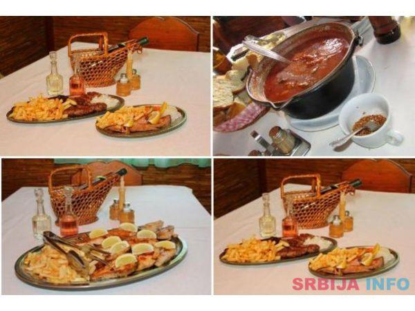 Najbolji restoran na reci Novi Sad