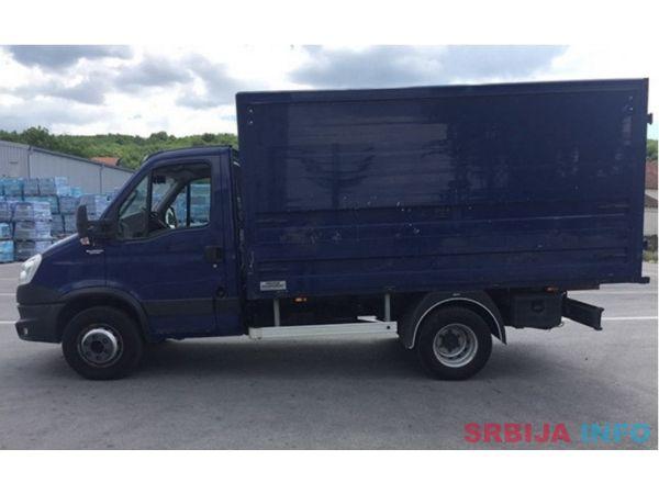 Kamionski prevoz robe Kragujevac