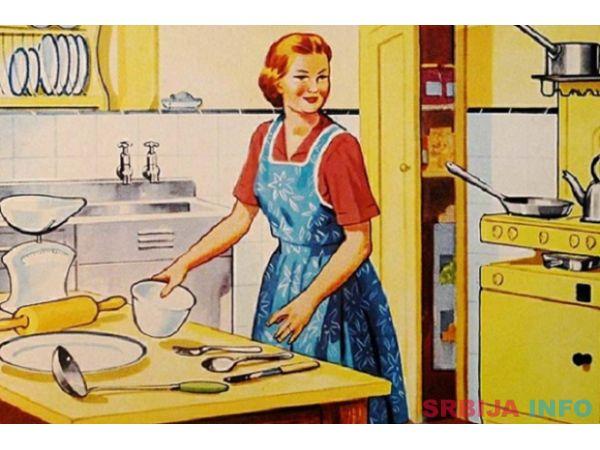 Potrebna žena - domaćica