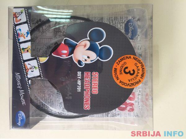 Slušalice Mickey Comic