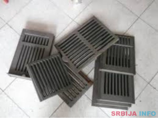 Livnica-Resetke-rostovi (liveni-tučani-gus) prodajemo za peć