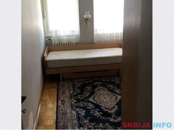 Izdajem stan Blok 45-Novi Beograd, dvosoban 56m2