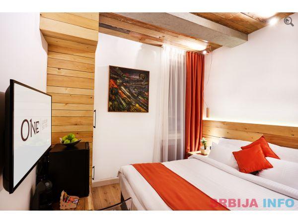 Studio Apartman One Double Beograd Centar