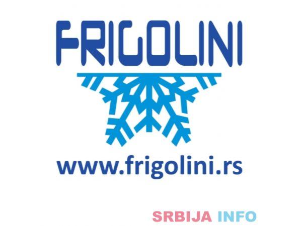 Rashladne komore SR FRIGOLINI
