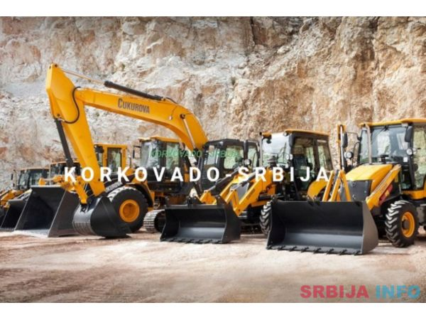 Prodaja buldozera Beograd