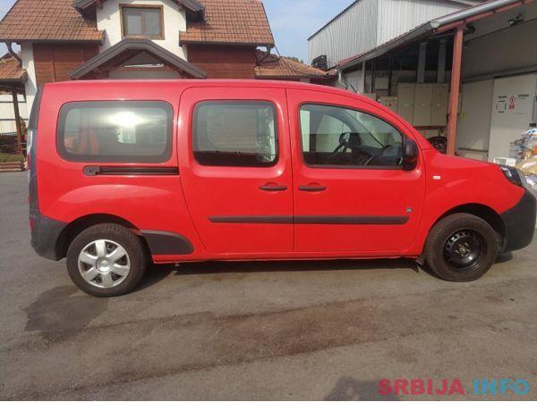 Renault Kangoo na Električni Pogon - Cena Predjenog Kilometr