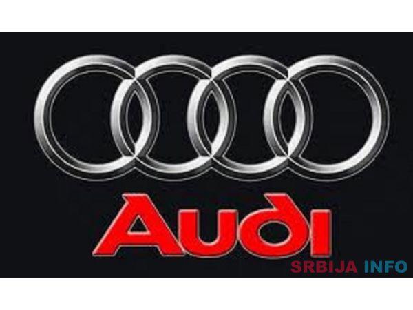 Polovni delovi za Audi A6