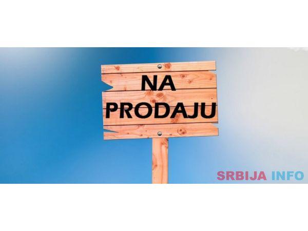 Prodajem njivu-Srbobran