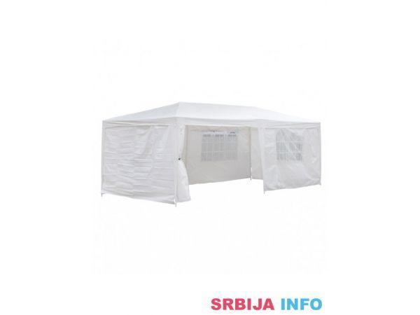 Tenda sa 6 bočnih strana 3 x 6 m