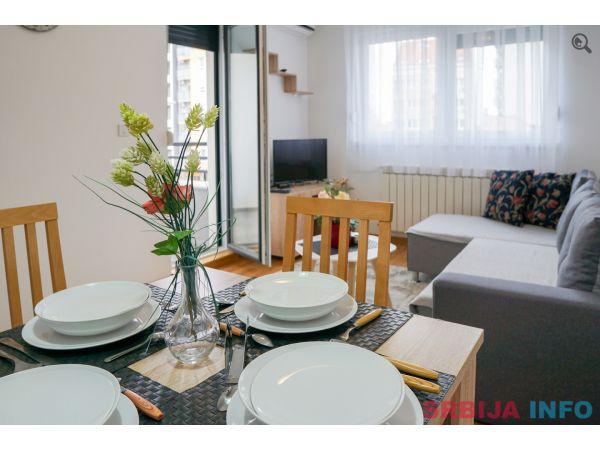 Dvosoban Apartman Rex Beograd Vozdovac