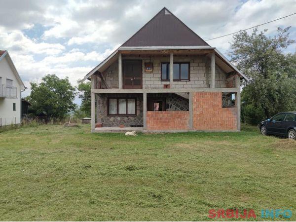 Prodajem kucu Kraljevo-Cibukovac