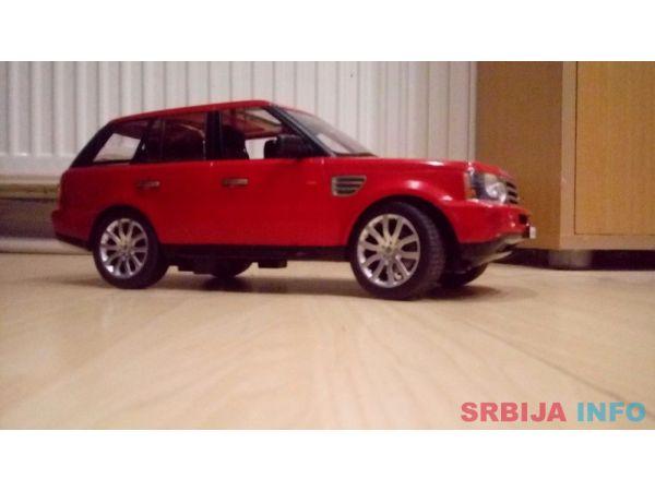 Auto na daljinski 3000 din