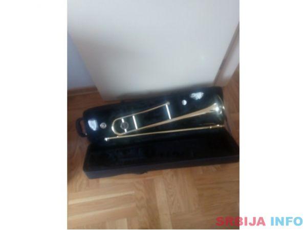 Prodajem trombon
