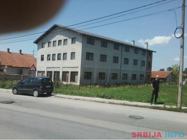 Prodaja poslovnog prostora Valjevo