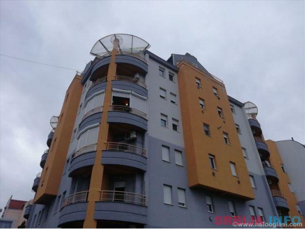 Prodajem nov stan u Mladenovcu