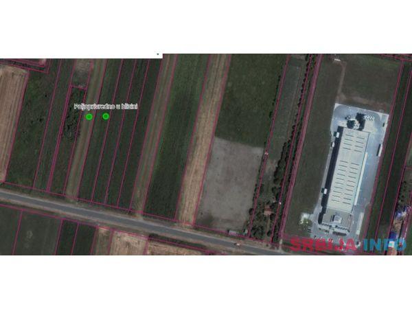 Poljoprivredno zemljiste 1.10ha-Simanovci