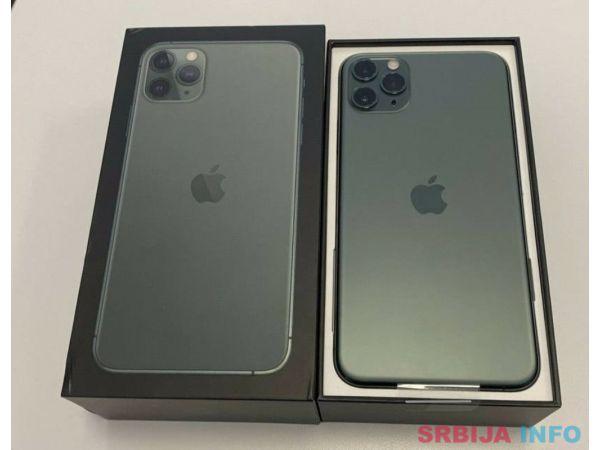 Apple iPhone 11 Pro 64GB = €500,iPhone 11 Pro Max 64GB = €53