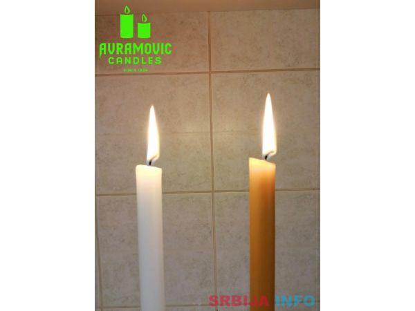 Proizvođač sveća traži distributere i agente prodaje u zemlj