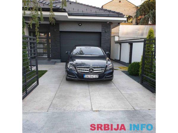 Mercedes Benz CLS 350 4M prvi vlasnik