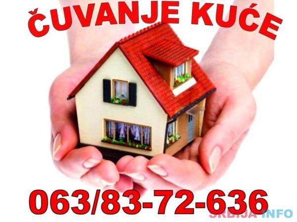 Čuvanje kuće - bračni par želi da čuva kuću