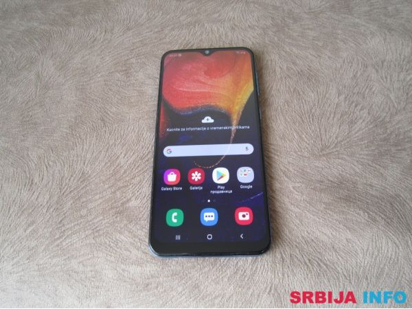 Samsung A50, 4/128GB, Kamera- 25mpx, Android 11, KAO NOV!