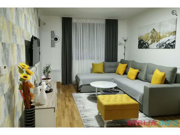 Dvosoban Apartman Bemaks Lux Zlatibor Golija
