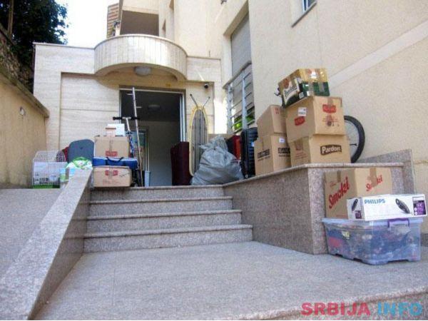 Prevoz i selidbe Beograd