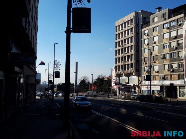 Prodajem stan u centru Beograda