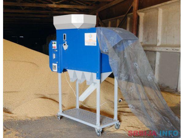 ✅ Čistači zrna ASM 5 t/h | Selektor zrna, semena i zitarice