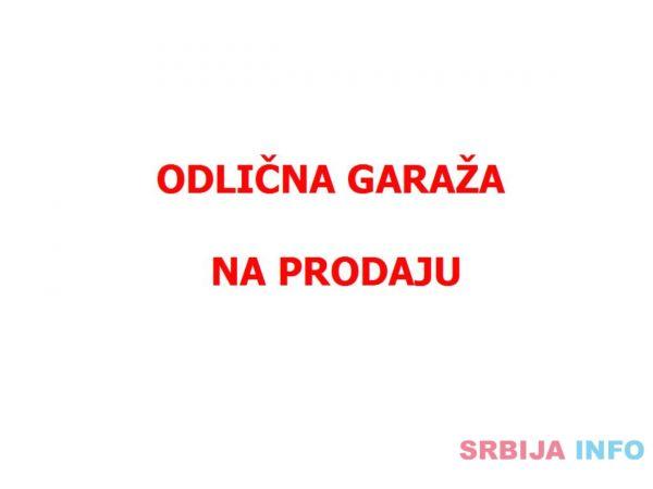 Novi Sad - Kej - Garaža - Odlična lokacija