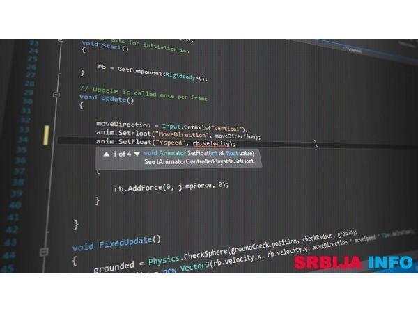 Unity Game Development - kurs / casovi / obuka