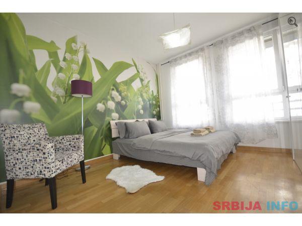 Trosoban Apartman Djurdjevak Beograd Novi Beograd