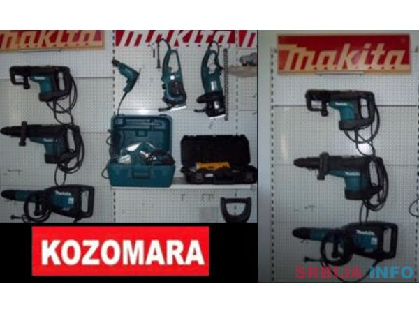 Servis rucnih profesinalnih alata Kozomara