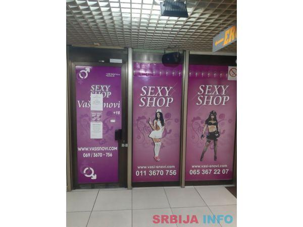 Sexy shop Vasi snovi