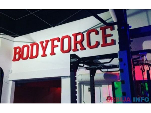Na prodaju firma BODYFORCE