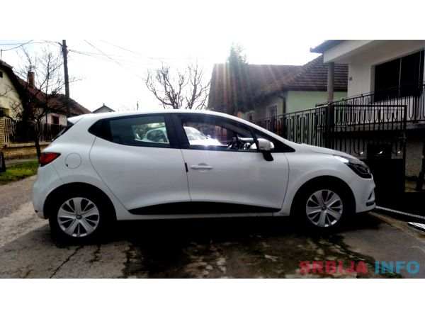 RENAULT CLIO IV 1.5DCI LED NGPS 2016/2017.G.